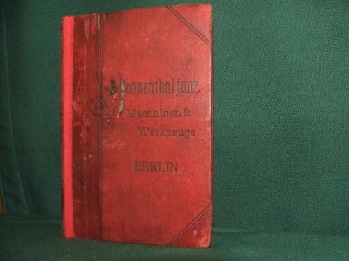 SONNENTHAL ' S KALENDER (1901)
