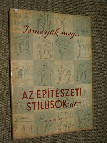 GERŐ László: Az építészeti stílusok