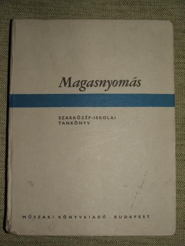 GERA Jenő – KERNER Nándor: Magasnyomás 4. kiadás