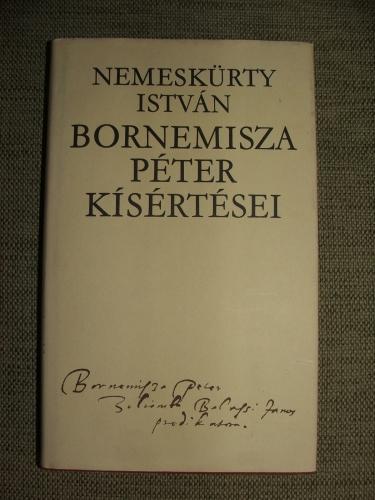 NEMESKÜRTY István: Bornemisza Péter kísértései