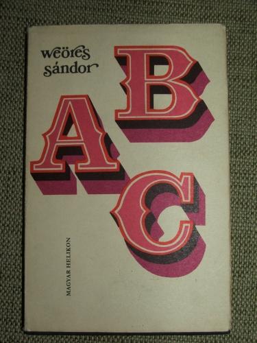 WEÖRES Sándor: ABC