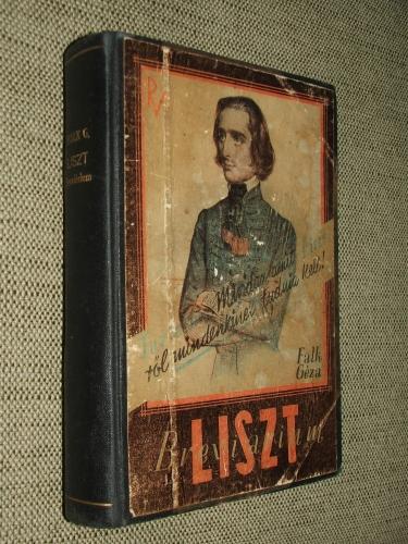 FALK Géza: Liszt breviárium