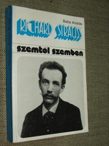 BATTA András: Richard Strauss