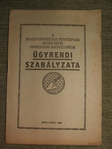 SZABÁLYZATA