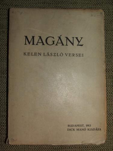 KELEN László: Magány