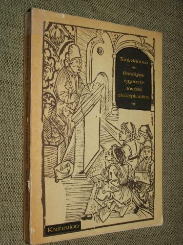 TONK Sándor: Erdélyiek egyetemjárása a középkorban