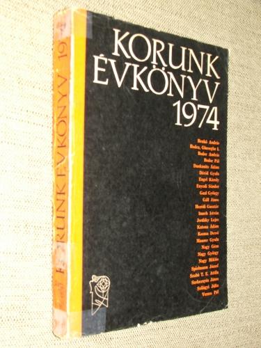 (VERESS Zoltán szerk.): Korunk Évkönyv 1974