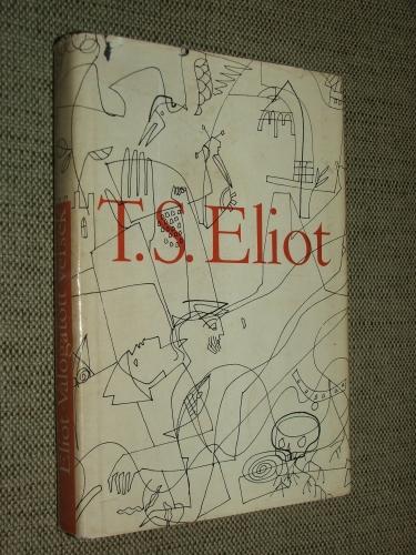 ELIOT, T(homas) S(teams): Válogatott versek