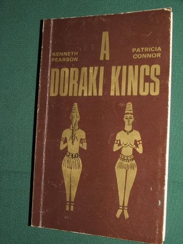 PEARSON, Kenneth – CONNOR, Patricia: A doraki kincs