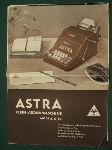 ASTRA (reklámok)