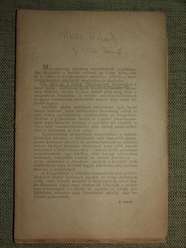 (PÁKH Károly): (Az iglói ág. h. ev. főgymnasium története)