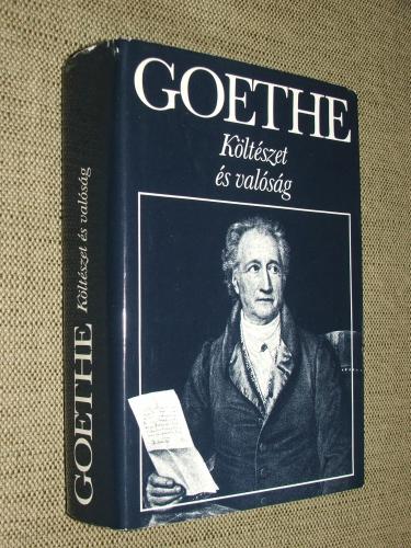 GOETHE, Johann Wolfgang: Életemből