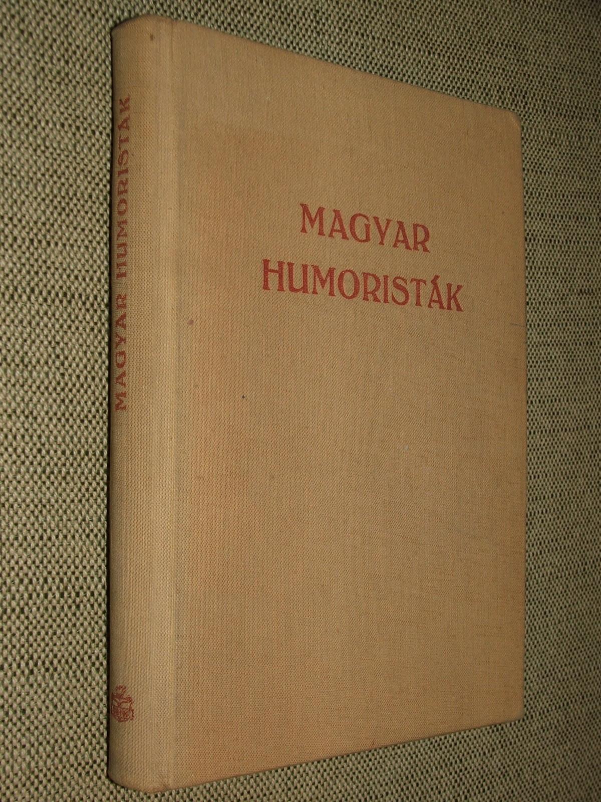 SAS Andor: Magyar humoristák