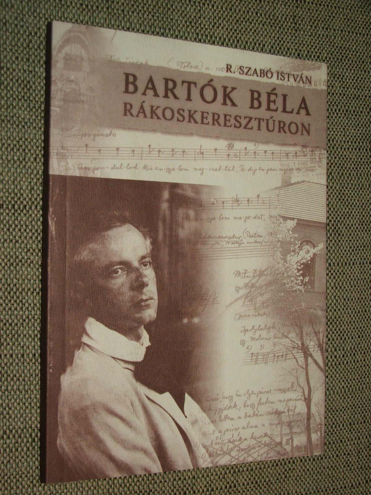 SZABÓ István: Bartók Béla Rákoskeresztúron