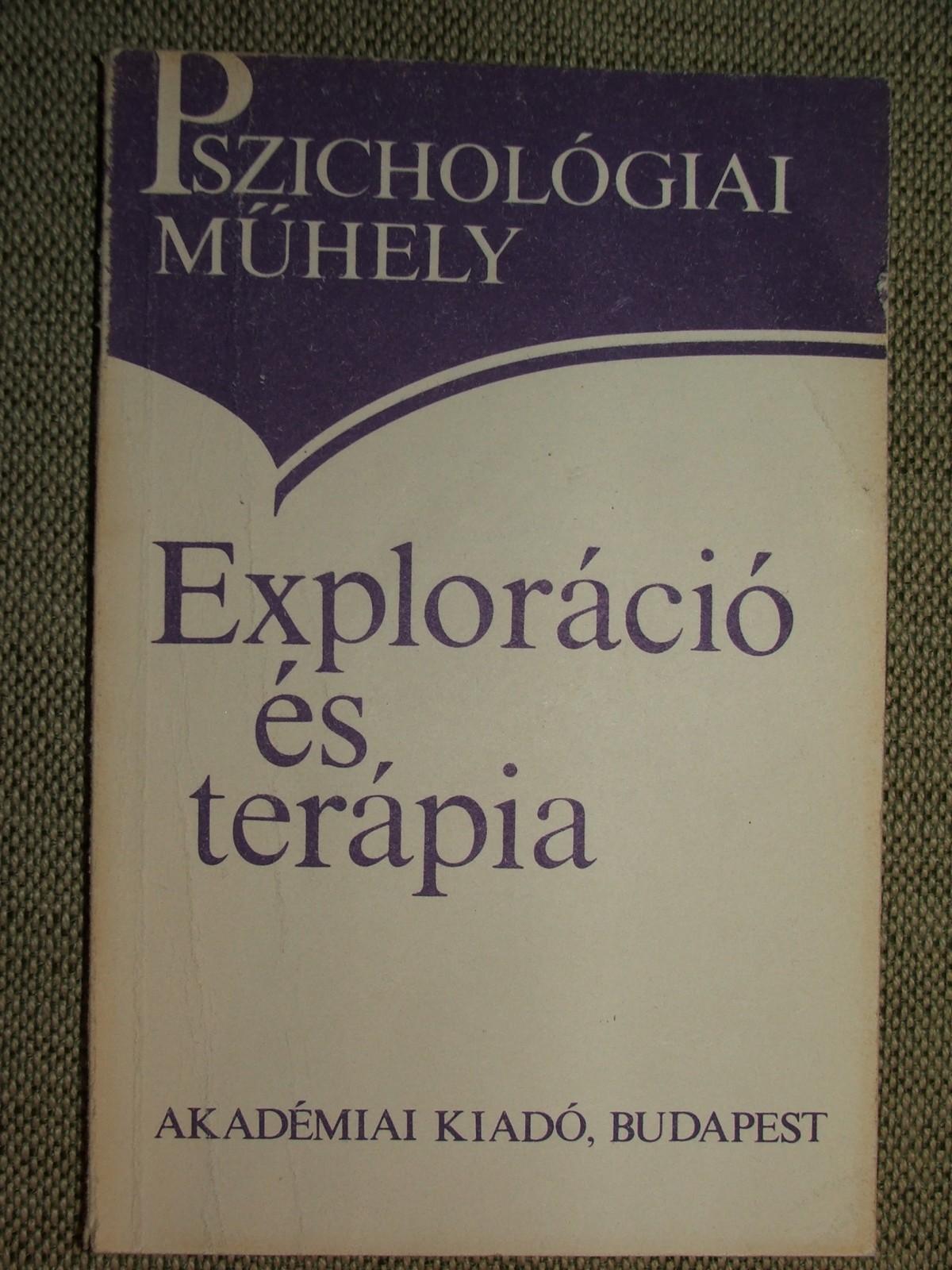 Exploráció és terápia