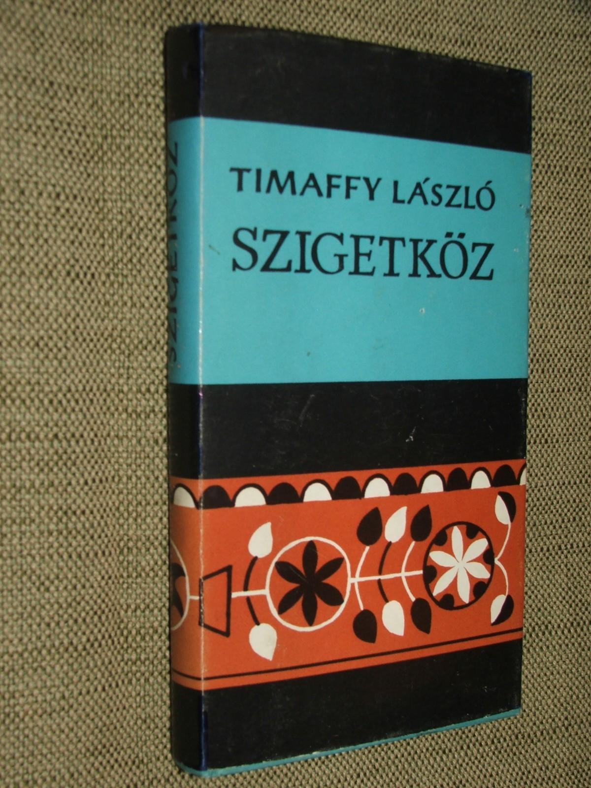 TIMAFFY László: Szigetköz