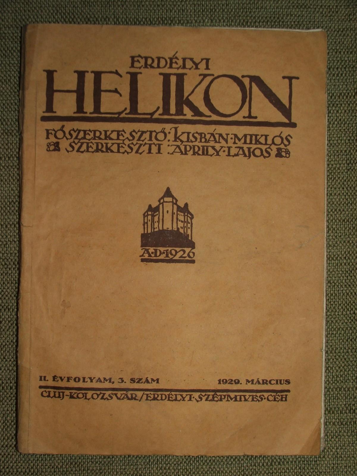 Erdélyi Helikon