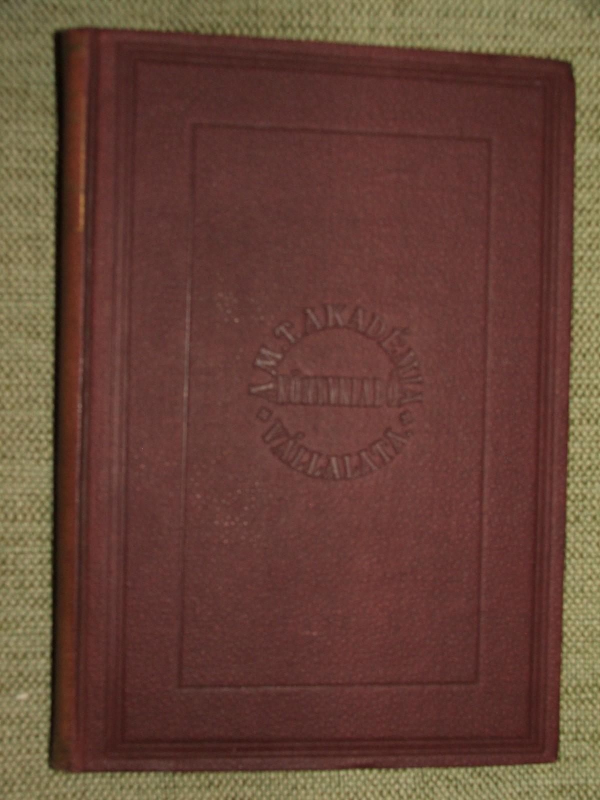 BARTHÉLEMY-SAINT Hilaire: A philosophia viszonya a természettudományokhoz és a valláshoz.