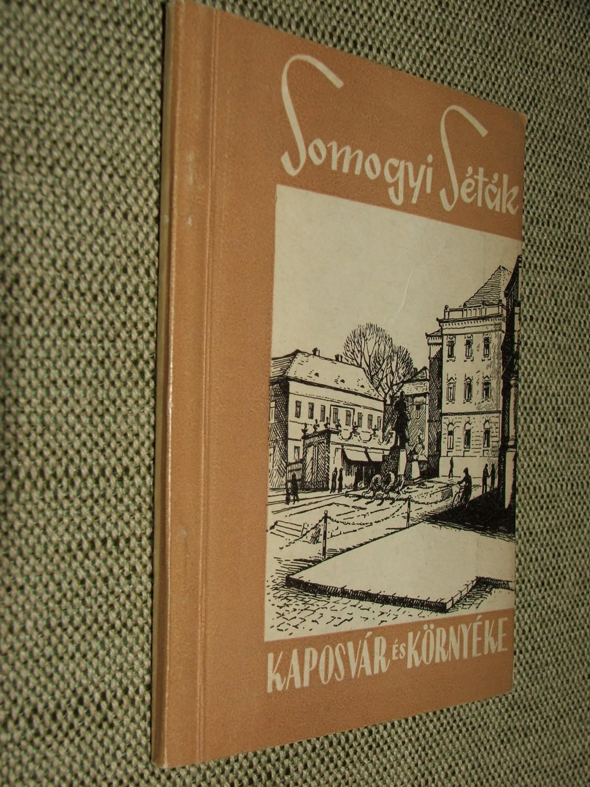 BORSI DARÁZS József és MOLNÁR Sándor: Kaposvár és környéke