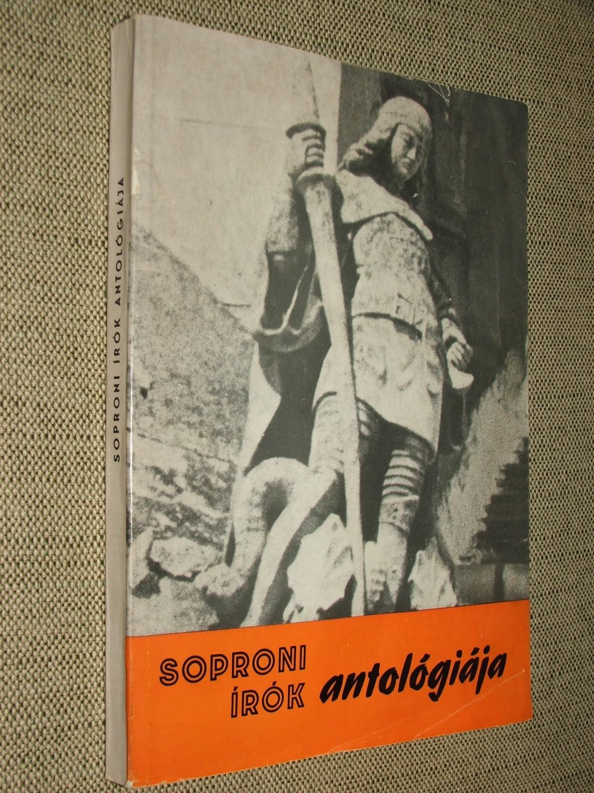 SARKADY Sándor: Soproni írók antológiája