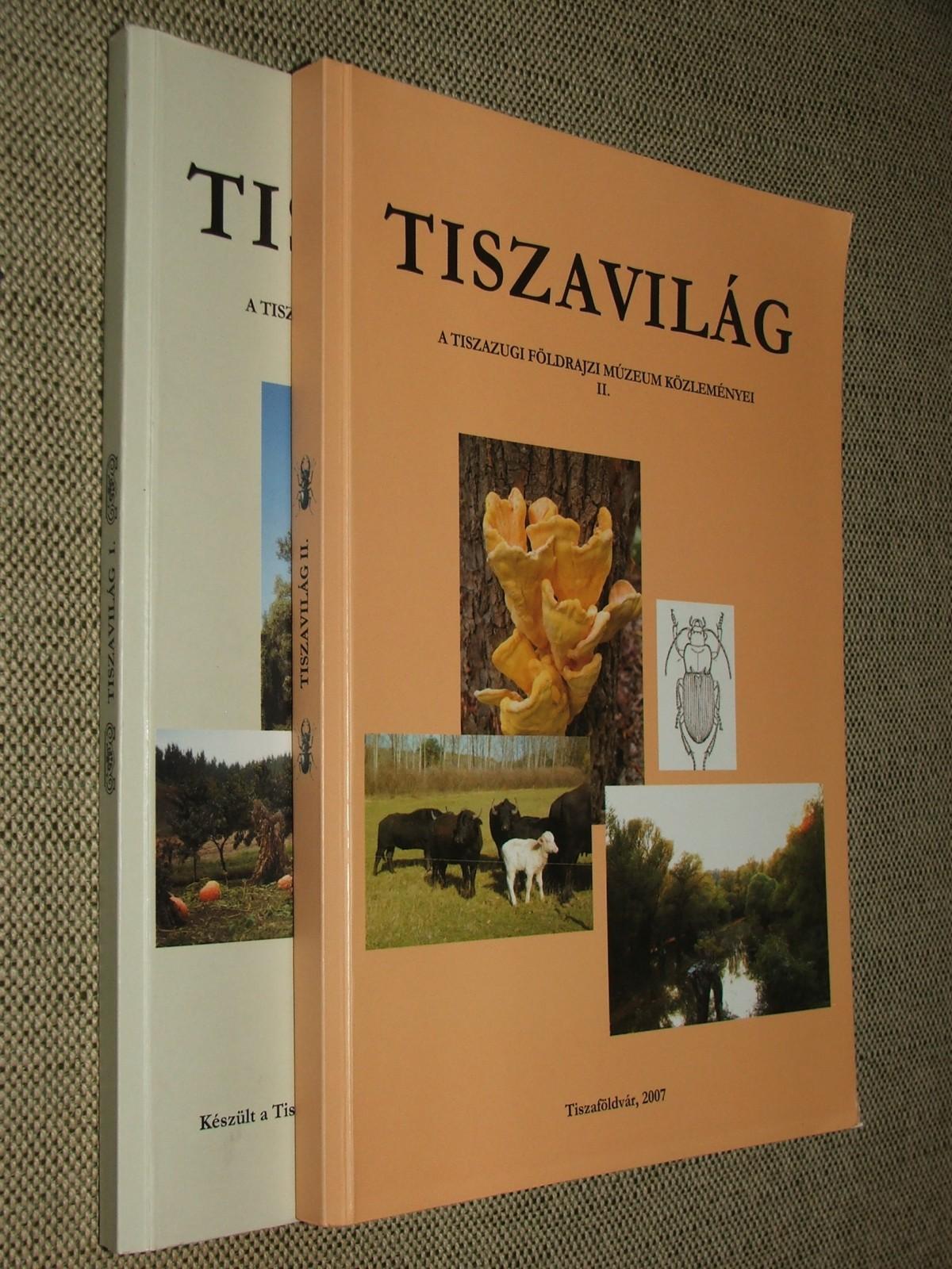 TÚRI Zoltán szerk.: Tiszavilág