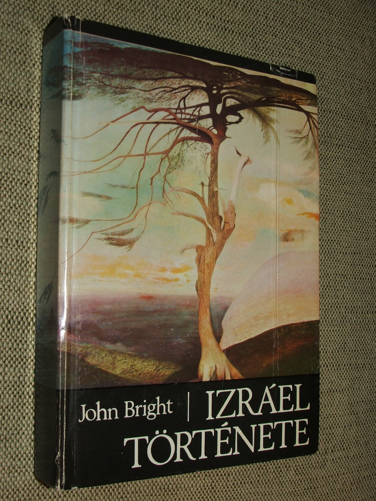 BRIGHT, John: Izráel története