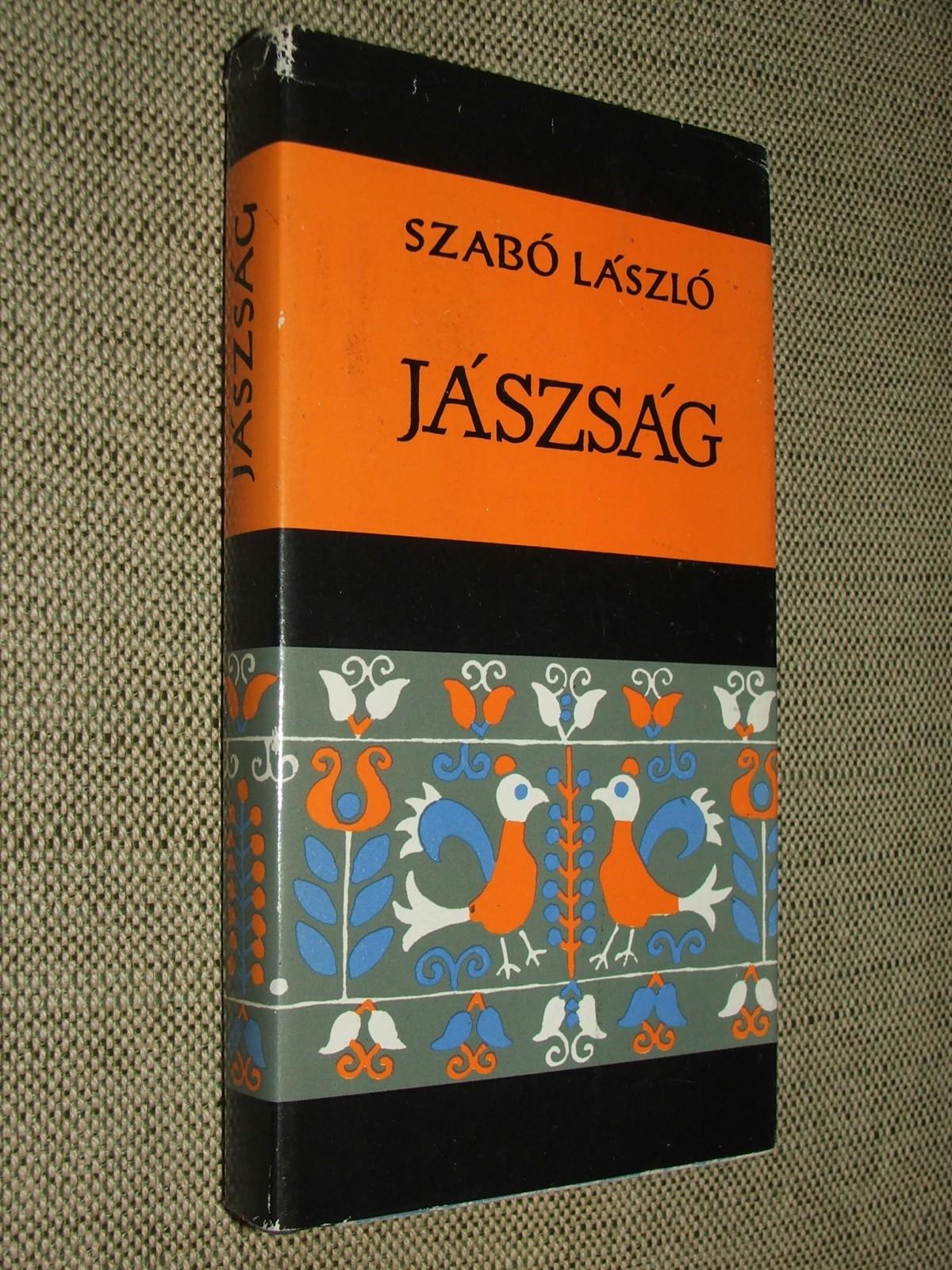 SZABÓ László: Jászság