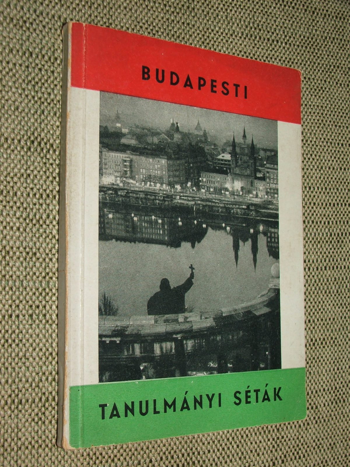 TÓTH Lajos: Budapesti tanulmányi séták