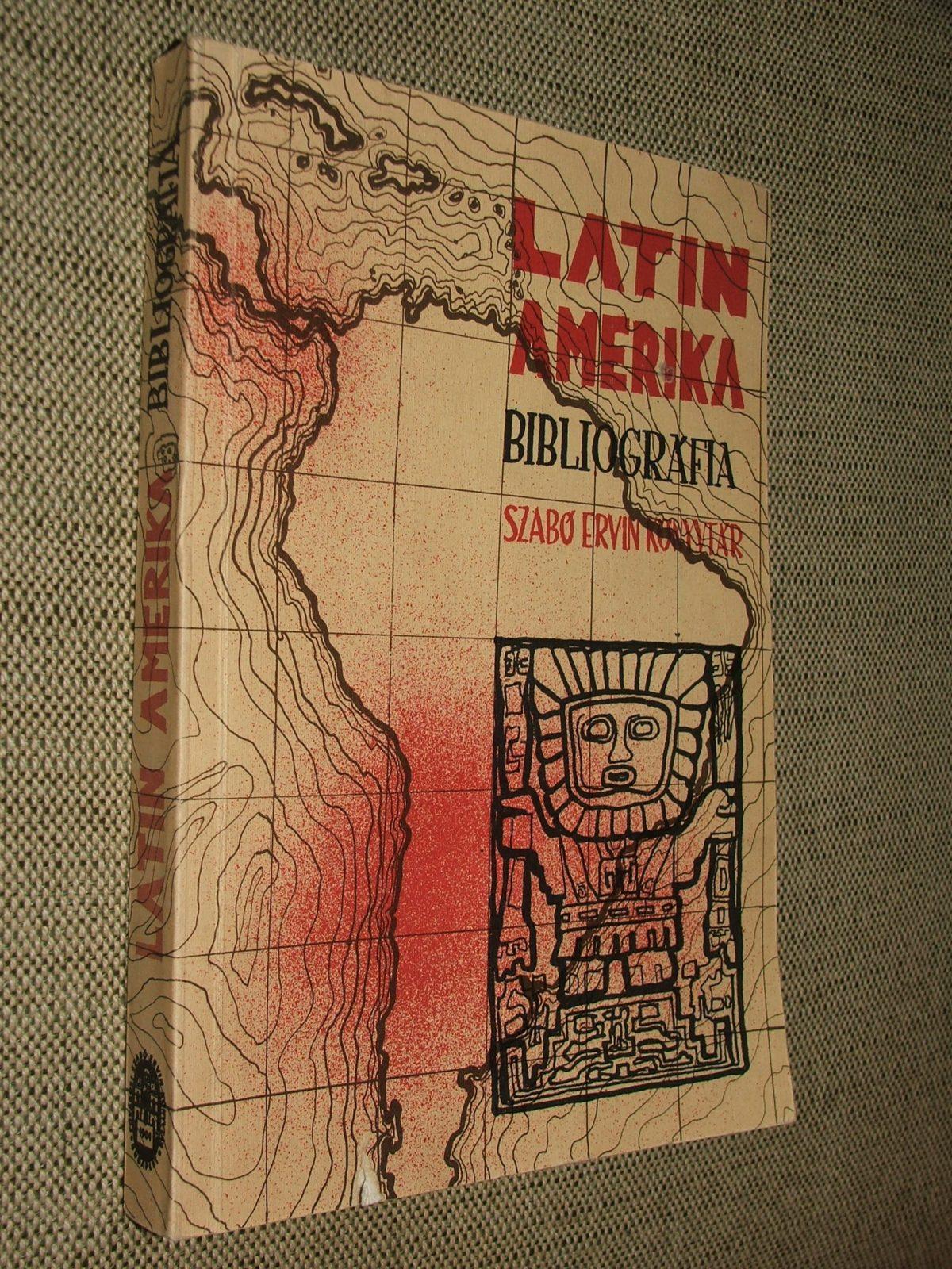 REGULI Ernő: Latin-Amerika bibliográfia