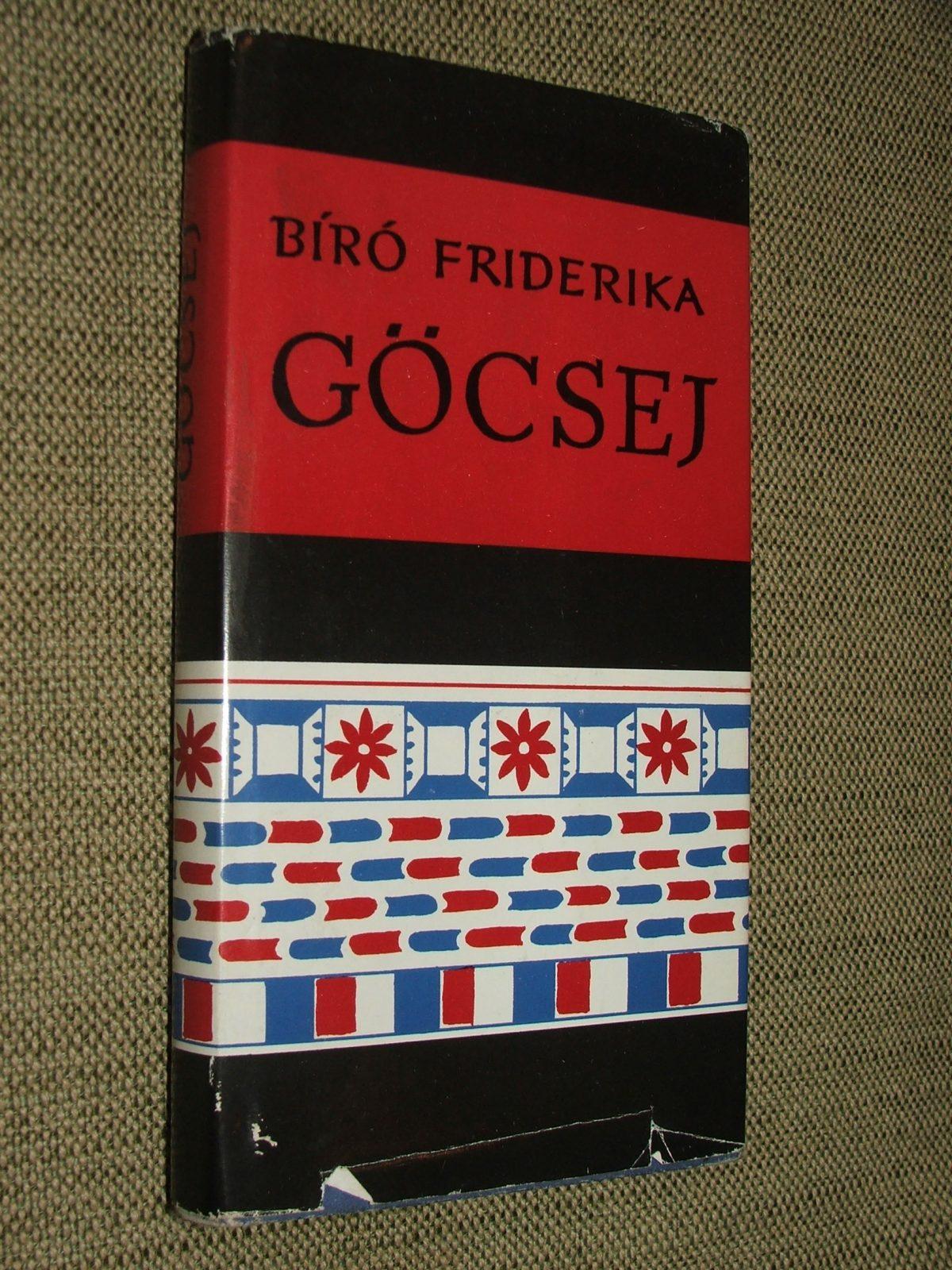BÍRÓ Friderika: Göcsej