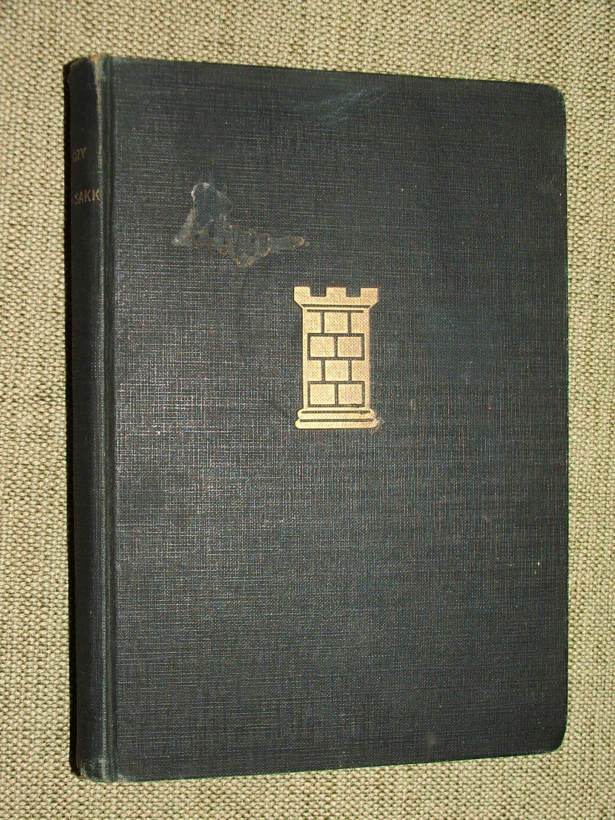 MARÓCZY Géza: A modern sakk vezérkönyve Kezdőknek-haladóknak-mestereknek